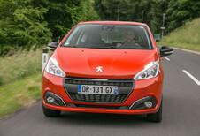 Peugeot 208 frist zich op
