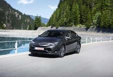 Toyota Avensis : comme neuve