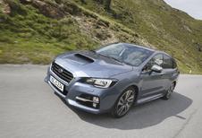 Subaru Levorg: c'est dans la boîte!