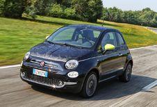 Fiat 500: mascara en basta!