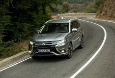 Mitsubishi Outlander 2016: duidelijke verbetering