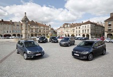 La Volkswagen Touran face à ses concurrents 7 places : la cour des grands