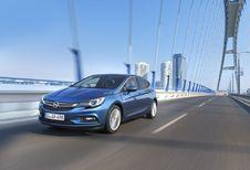 Opel Astra : la Golf en ligne de mire