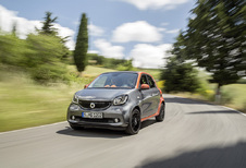 Smart Forfour 1.0 71 Twinamic (2015)