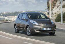 Nissan Leaf 30 kWh : nouvelles piles