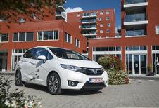 Honda Jazz 1.3 i-VTEC CVT : nouvelle génération