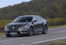 Renault Talisman : l'heure des gris-gris