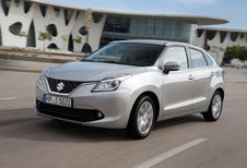 La Suzuki Baleno fait son come-back