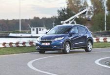 Honda HR-V 1.5 i-VTEC CVT : habitable !