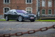 BMW 740i : Nouvelles technologies
