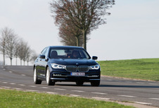 BMW 750i xDrive : Vaisseau amiral
