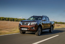 Nissan Navara : Koning pick-up