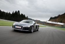 Audi R8 V10 Plus : toujours plus