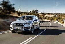Audi Q7 e-tron 3.0 TDI quattro : Chères économies