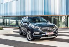 Hyundai Sante Fe 2.2 CRDi 4WD (2016)
