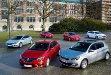 Renault Mégane face à 5 berlines compactes