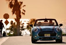 Mini Cabrio: British Open