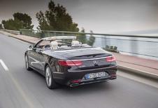 Mercedes S Cabriolet : un peu plus près des étoiles
