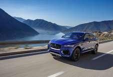 Jaguar F-Pace : ambitieuse