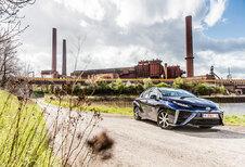 Toyota Mirai : Waterdrager
