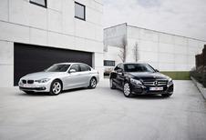 BMW 330e contre Mercedes C 350e : Aux prises pour de vrai