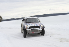 Mini ALL4 Racing : La Mini  des pampas