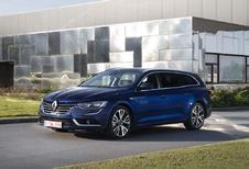 Renault Talisman Grandtour: stijlvol