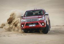 Toyota Hilux: geraffineerd, maar robuust