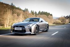 Nissan GT-R 2017: de laatste evolutie