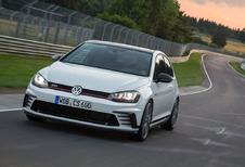 Volkswagen Golf GTI Clubsport : Nog meer power