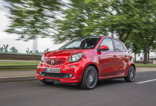 Smart ForFour Brabus Twinamic (2016)