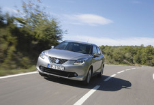 Suzuki Baleno 1.2 CVT : Attachante