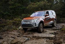 Land Rover Discovery : rien ne lui résiste