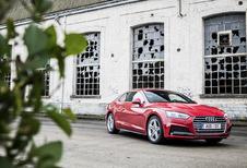 Audi A5 Coupé 3.0 TDI : Verrassend homogeen