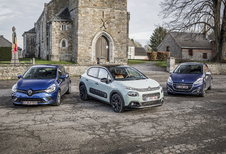 Citroën C3 face à 2 rivales : French connection