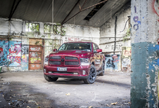 Dodge Ram 1500 Crew Cab 5.7 V8 Hemi : The American Dream