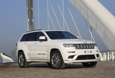 Jeep Grand Cherokee 3.0 CRD : Yankeevolution #1