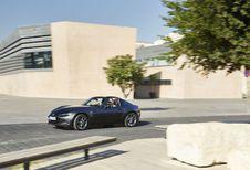 Mazda MX-5 RF: Verruimingsoperatie