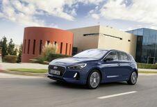 Hyundai i30 : modèle de synthèse
