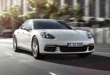 Porsche Panamera 4 E-Hybrid : la quadrature du cercle