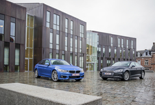 Audi A5 Sportback vs BMW Série 4 Gran Coupé : Bons  profils