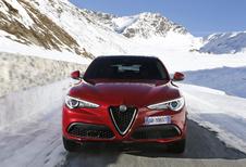 Alfa Romeo Stelvio 2.0 Q4 (2017)