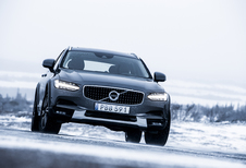 Volvo V90 Cross Country : La famille (presque) au complet