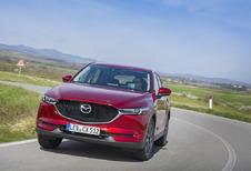 Mazda CX-5 Skyactiv-Diesel 150 (2017)