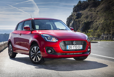 Suzuki Swift : Europeser dan ooit