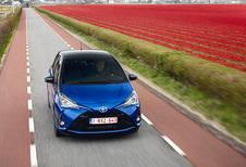 Toyota Yaris : Nieuwe look