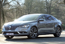 Renault Talisman : la tête froide