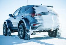 Dikke Hyundai Sante Fe schittert in hartverwarmende