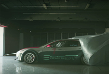 Tesla Model S gaat racen in Electric GT-kampioenschap
