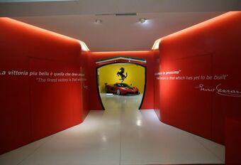 Musées automobiles : Museo Ferrari (Maranello) #1